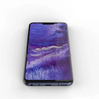 LG G8 ThinQ lộ thiết kế, vẫn màn hình tai thỏ, camera kép và cảm biến vân tay ở mặt sau, nhưng sẽ có một thay đổi lớn - Ảnh 3.