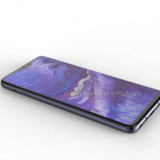 LG G8 ThinQ lộ thiết kế, vẫn màn hình tai thỏ, camera kép và cảm biến vân tay ở mặt sau, nhưng sẽ có một thay đổi lớn - Ảnh 4.