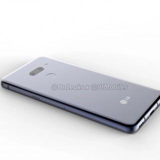 LG G8 ThinQ lộ thiết kế, vẫn màn hình tai thỏ, camera kép và cảm biến vân tay ở mặt sau, nhưng sẽ có một thay đổi lớn - Ảnh 5.