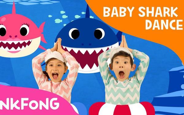 Baby shark, doo doo doo doo... Bài hát 2 tỷ lượt xem vừa cứu sống một công ty Hàn Quốc - Ảnh 1.