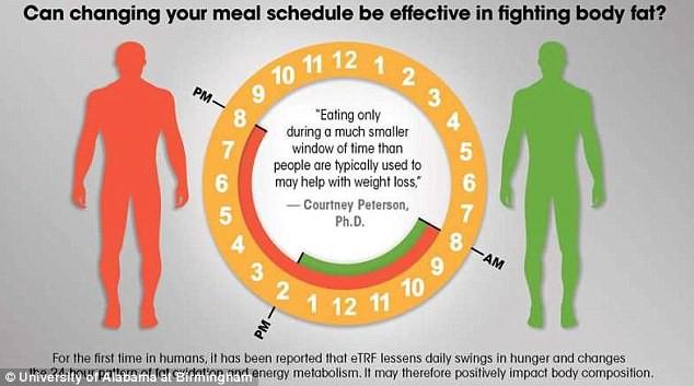 Ăn tối lúc 2 giờ chiều: Bí quyết giảm cân và đảo ngược bệnh tiểu đường - Ảnh 7.