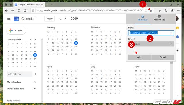 5 Cách đơn giản để đồng bộ và quản lý dữ liệu Google Calendar trên Windows 10 - Ảnh 6.