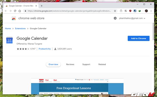 5 Cách đơn giản để đồng bộ và quản lý dữ liệu Google Calendar trên Windows 10 - Ảnh 8.