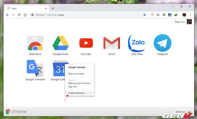 5 Cách đơn giản để đồng bộ và quản lý dữ liệu Google Calendar trên Windows 10 - Ảnh 9.