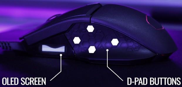 Cooler Master ra mắt chuột chuyên dụng tuyệt đỉnh cho game online nhập vai - Ảnh 2.