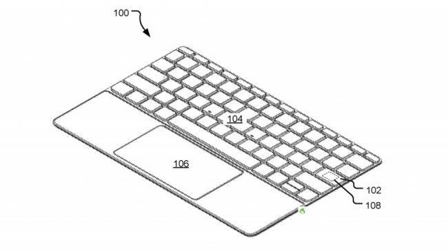 Bàn phím Surface có thể mỏng hơn nữa nhờ công nghệ phản hồi xúc giác - Ảnh 1.