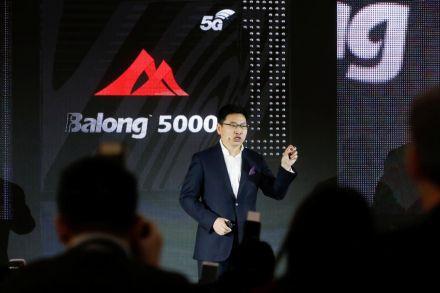 Huawei ra mắt chip modem 5G Balong 5000 mạnh nhất thế giới - Ảnh 1.