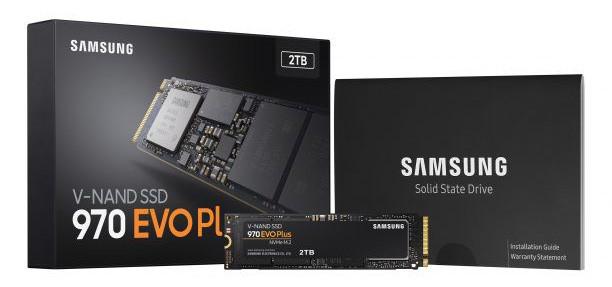 Samsung giới thiệu SSD NVMe 970 EVO Plus - tốc độ đọc lên tới 3.500 MB/giây - Ảnh 1.