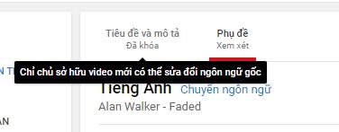 MV Faded và Alone của DJ Alan Walker bất ngờ hacker Việt đổi tên nhằm quảng cáo cho một kênh YouTube cá nhân - Ảnh 3.