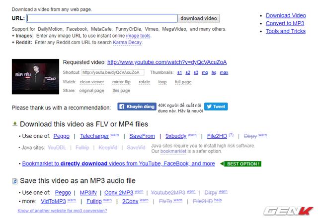 Là thần dân chính hiệu của Youtube, liệu bạn đã biết được 10 mẹo vặt với URL video này chưa? - Ảnh 11.