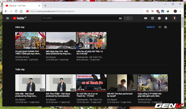 Là thần dân chính hiệu của Youtube, liệu bạn đã biết được 10 mẹo vặt với URL video này chưa? - Ảnh 13.