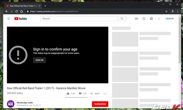 Là thần dân chính hiệu của Youtube, liệu bạn đã biết được 10 mẹo vặt với URL video này chưa? - Ảnh 7.