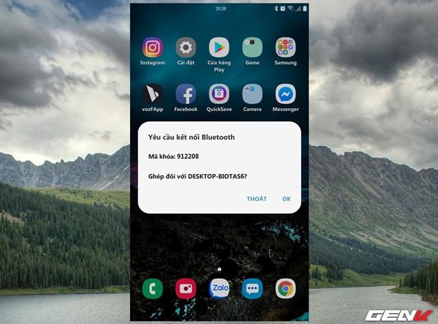 Toàn tập về cách sử dụng Bluetooth để kết nối điện thoại với máy tính chạy Windows 10 - Ảnh 10.