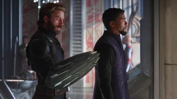 Vì sao Wakanda không làm cho Captain America khiên cũ mà lại đưa cái mới? - Ảnh 3.