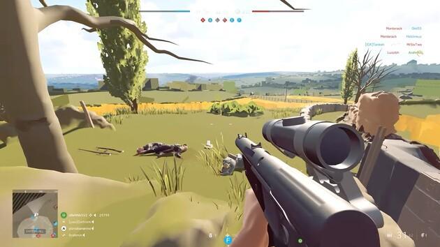 Chuyện hài nhưng thật trong Battlefield V: Người chơi chỉnh đồ họa xuống mức xấu tệ để gian lận trong game - Ảnh 2.