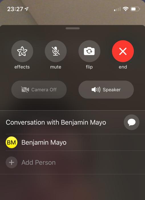 iPhone gặp lỗi nghiêm trọng với FaceTime, có thể nghe lén và nhìn trộm qua camera cho dù đối phương chưa nhấc máy - Ảnh 2.