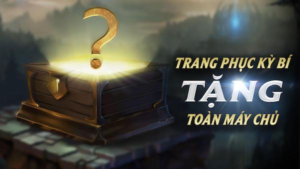 LMHT: Nhân dịp Tết Nguyên Đán 2019, game thủ Việt sẽ được lì xì một trang phục ngẫu nhiên chỉ với điều kiện rất đơn giản - Ảnh 1.