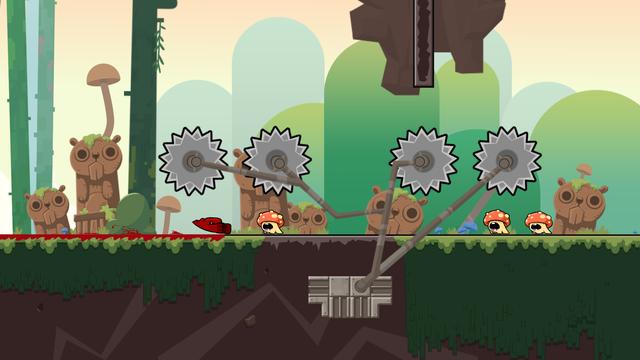 Super Meat Boy - Tuyệt phẩm game Indie đang được miễn phí 100% - Ảnh 4.