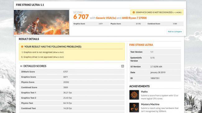 AMD Radeon VII bất ngờ lộ điểm hiệu năng cao hơn cả RTX 2080 - Ảnh 3.