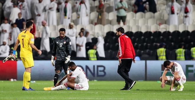 Hoàng tử UAE mua sạch vé, không cho dân Qatar vào xem bán kết Asian Cup quyền lực đến mức nào? - Ảnh 1.