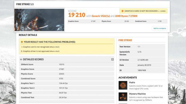 AMD Radeon VII bất ngờ lộ điểm hiệu năng cao hơn cả RTX 2080 - Ảnh 2.