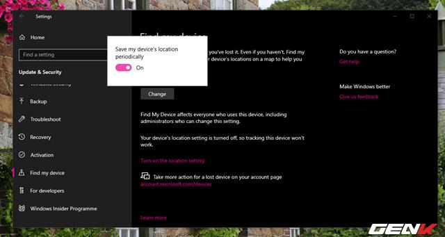 Khóa máy tính Windows 10 từ xa mà không cần cài đặt phần mềm, ứng dụng - Ảnh 4.