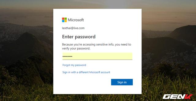 Khóa máy tính Windows 10 từ xa mà không cần cài đặt phần mềm, ứng dụng - Ảnh 6.