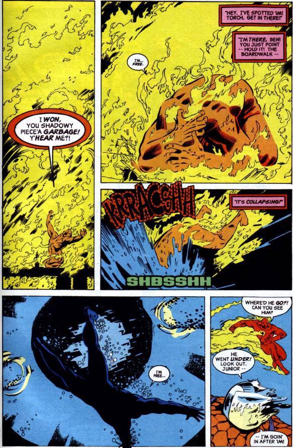 Đến cả siêu anh hùng gắt và cứng nhất nhì Marvel cũng không thể thoát khỏi cú búng tay của Thanos - Ảnh 3.