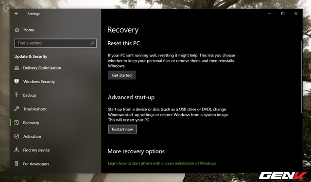 2 cách đơn giản để truy cập vào trang thiết lập BIOS của máy tính Windows 10 - Ảnh 2.