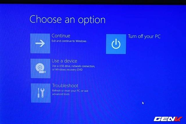 2 cách đơn giản để truy cập vào trang thiết lập BIOS của máy tính Windows 10 - Ảnh 4.