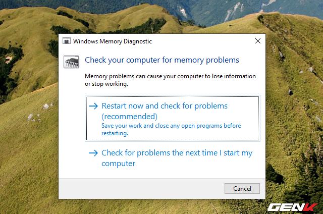 Cách kiểm tra và xác định phần cứng nào đang hoạt động không ổn định trong Windows 10 - Ảnh 6.