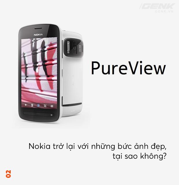 Thấy gì từ 5 camera sau trên Nokia 9 PureView: Đi ngược thời đại và dã tâm cướp ngôi của Huawei - Ảnh 4.