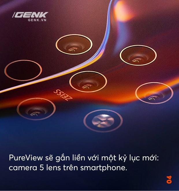 Thấy gì từ 5 camera sau trên Nokia 9 PureView: Đi ngược thời đại và dã tâm cướp ngôi của Huawei - Ảnh 7.