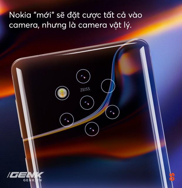 Thấy gì từ 5 camera sau trên Nokia 9 PureView: Đi ngược thời đại và dã tâm cướp ngôi của Huawei - Ảnh 9.