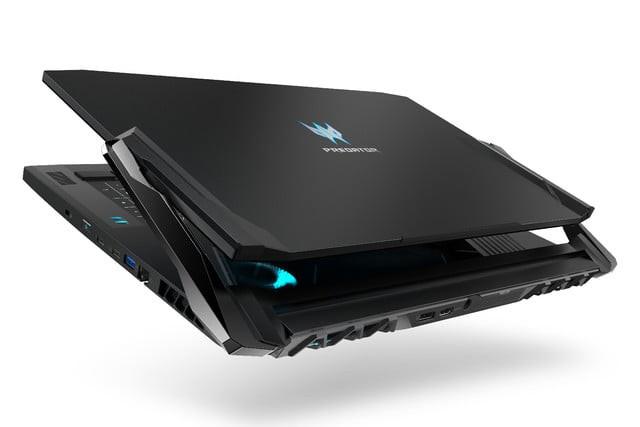 [CES 2019] Acer ra mắt laptop gaming 2-in-1 Predator Triton 900 với màn hình 17 inch 4K lật như gương, trang bị RTX 2080, giá bán từ 4.000 USD - Ảnh 4.