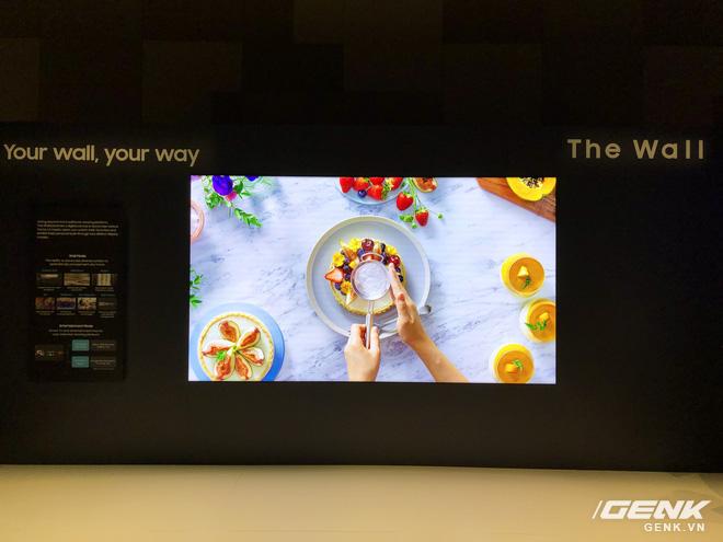 Samsung chơi lớn tại CES 2019 bằng hàng loạt sản phẩm kích cỡ vĩ đại - Ảnh 2.