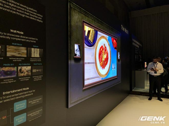 Samsung chơi lớn tại CES 2019 bằng hàng loạt sản phẩm kích cỡ vĩ đại - Ảnh 3.