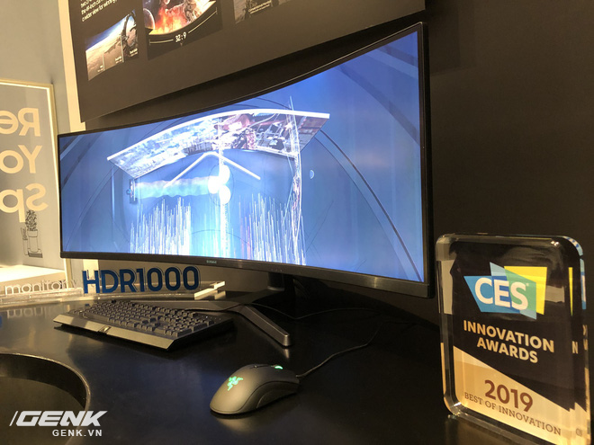 Samsung chơi lớn tại CES 2019 bằng hàng loạt sản phẩm kích cỡ vĩ đại - Ảnh 5.