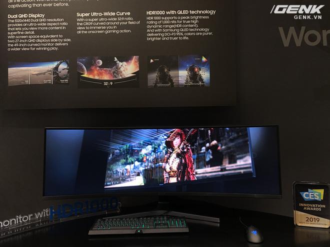Samsung chơi lớn tại CES 2019 bằng hàng loạt sản phẩm kích cỡ vĩ đại - Ảnh 6.