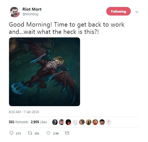 LMHT: Riot Games hé lộ về sự trở lại của chế độ U.R.F, Rồng Ngàn Tuổi sẽ tiến hóa thành Siêu Ma Rồng tứ đại nguyên tố - Ảnh 1.