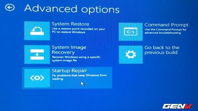 """Cần gì mất thời gian cài mới, Windows 10 cung cấp sẵn cho bạn tận 4 lựa chọn """"làm tươi"""" lại hệ điều hành - Ảnh 12."""