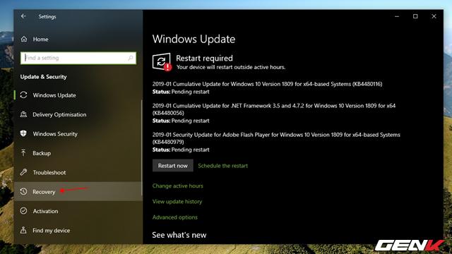 """Cần gì mất thời gian cài mới, Windows 10 cung cấp sẵn cho bạn tận 4 lựa chọn """"làm tươi"""" lại hệ điều hành - Ảnh 2."""