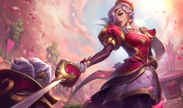 LMHT: Ra mắt loạt trang phục mới chủ đề Tết Nguyên Đán và Valentine, tướng mới Sylas vừa ra mắt đã có ngay Skin khủng - Ảnh 20.