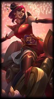 LMHT: Ra mắt loạt trang phục mới chủ đề Tết Nguyên Đán và Valentine, tướng mới Sylas vừa ra mắt đã có ngay Skin khủng - Ảnh 3.