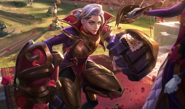 LMHT: Ra mắt loạt trang phục mới chủ đề Tết Nguyên Đán và Valentine, tướng mới Sylas vừa ra mắt đã có ngay Skin khủng - Ảnh 23.