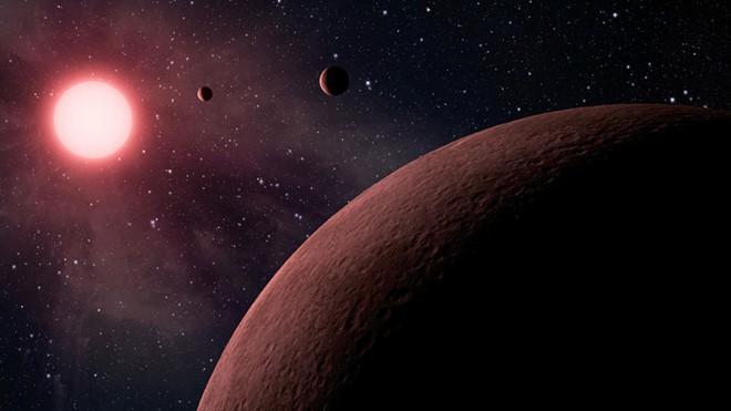 Các nhà thiên văn học vừa đưa ra giả thuyết đầy chấn động: Hành tinh thứ 9 bí ẩn trong Hệ Mặt trời có thể là một hố đen - Ảnh 1.