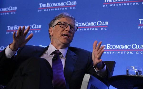 Bill Gates luôn mang theo một chiếc túi chứa đựng bí mật thành công của mình. Vậy bên trong đó có gì? - Ảnh 1.