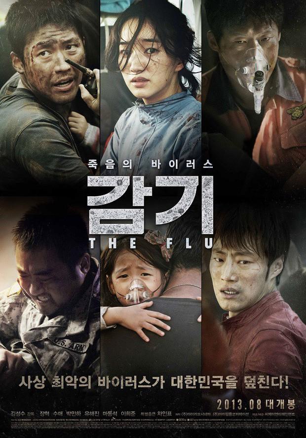 Rợn người với 6 phim Hàn về ô nhiễm môi trường: Động vật đột biến, loài người diệt vong - Ảnh 5.