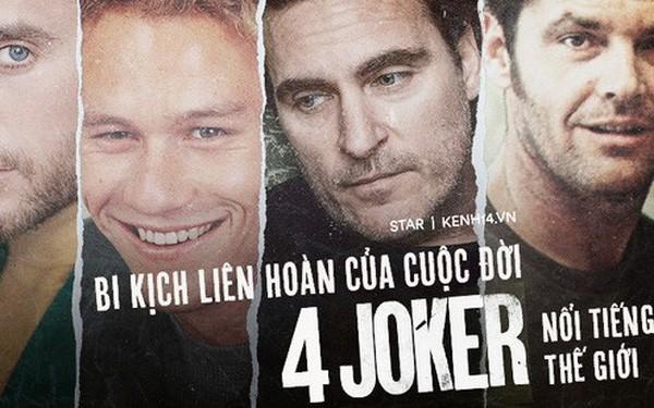 Lời nguyền cuộc đời 4 Joker nổi tiếng thế giới: Kẻ gặp bi kịch y như phim, người tìm đến cái chết vì vai diễn - Ảnh 1.