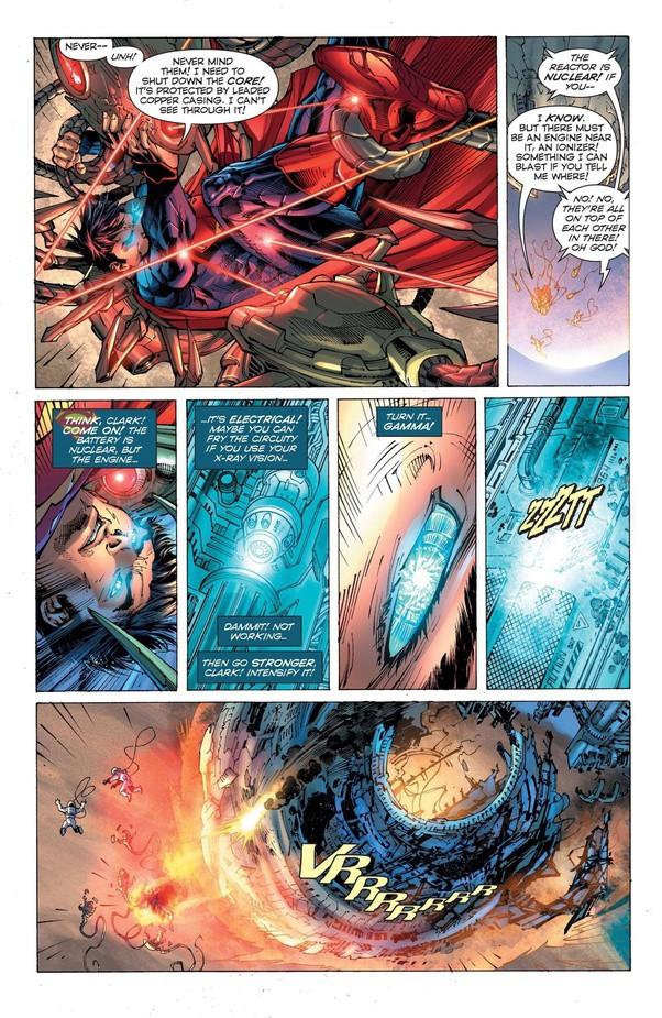Đây là 10+ siêu năng lực của Superman mà fan cứng của DC chưa chắc đã biết - Ảnh 6.